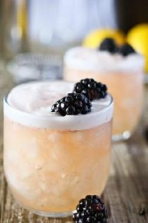 wedding photo - Blushing Whiskey Sour