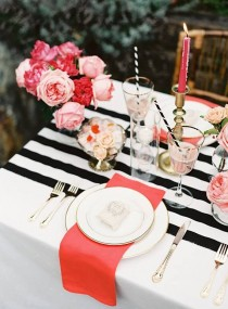wedding photo - Mother's Day Brunch Tablescape Ideas