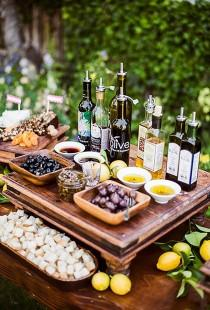 wedding photo - 20 Delicious Food + Drink Bars Your Wedding Guests Will Love!