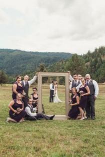 wedding photo - Rider Ranch Wedding By Crystal Madsen
