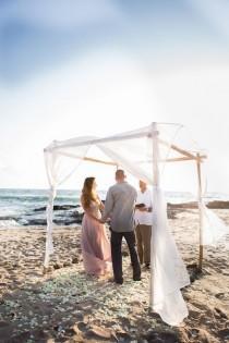 wedding photo - Sunset Elopement Photography