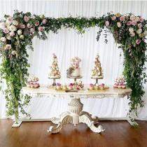 wedding photo - Candy Buffet for Wedding