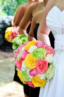 wedding photo - Neon Wedding Ideas