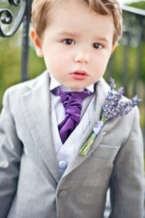 wedding photo - Cutest Ring Bearers Ever