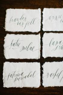 wedding photo - Calligraphy & Type