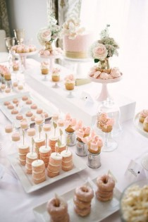 wedding photo - Amazing Wedding Dessert Tables & Displays