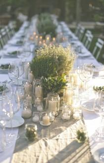 wedding photo - Rustic Luxury; An Al Fresco Tuscan Wedding