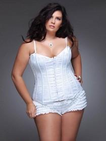 wedding photo - Womens Plus Size Lingerie For Full Figured Women Sizes 12W To 44W