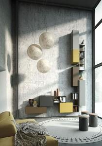 wedding photo - Italian Modern Wall Unit Systems - Italian Designer Furniture