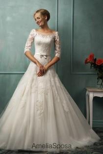 wedding photo - Pretty Bridal Dress