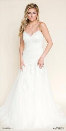 wedding photo - Heidi Elnora 2016 Wedding Dresses