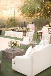 wedding photo - Romantic Floral Wedding - Rachel   Perry