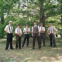 wedding photo - Vintage Wedding: Men's Attire