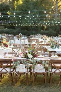 wedding photo - Everything You Need To Know About Throwing A Backyard Wedding