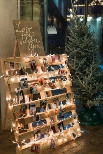 wedding photo - 100 Creative Rustic Bridal Shower Ideas
