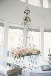 wedding photo - 22 Chic Parisian-Themed Bridal Shower Ideas - Crazyforus