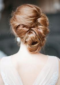 wedding photo - Stylish Hairstyle
