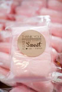 wedding photo - Pink Cotton Candy