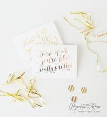 wedding photo - Cute Bridesmaid Proposal, Will You Be My Bridesmaid Cards - Be My Junior Bridesmaid, Maid Of Honor, Flower Girl, Any Role - FOIL, WILL YOU
