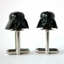 wedding photo - Darth Vader Cufflinks - LEGO Star Wars Cufflinks - Groomsmen Gift - Mens Cufflinks - Gift for HIm - Best Man Gift - Geek Wedding Jewelry
