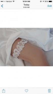wedding photo - Wedding Garter, Venise Lace Garter, Bridal Garter Belts, Wedding Garters, Wedding Garder, Heirloom Garter, Bridal Lingerie, Bridal Garder