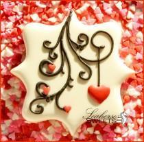 wedding photo - Swirls & Hearts - Seahorse Sweets