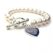 wedding photo - Forever Personalised Bracelet*(yd)