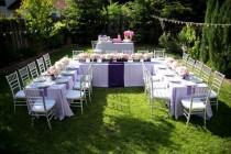 wedding photo - Backyard Weddings