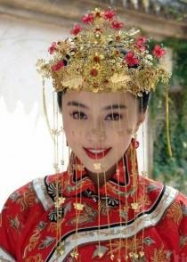wedding photo - Chinese Wedding Dress