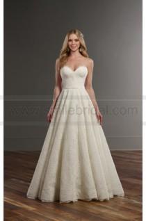 wedding photo - Martina Liana Sweetheart Neckline Lace Wedding Separates Style Darcy   Sander