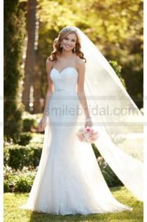 wedding photo - Stella York Strapless Wedding Dress With Sweetheart Neckline Style 6341