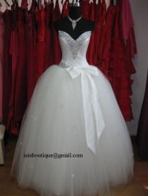 wedding photo - Cinderella Wedding Dress