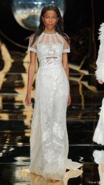 wedding photo - Yolan Cris Bridal 2017 Wedding Dresses