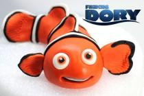 "wedding photo - Nemo Fondant Cake Topper. Ready to ship in 3-5 business days. ""We do custom orders"""