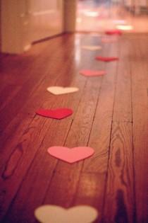 wedding photo - A Valentines Day Surprise