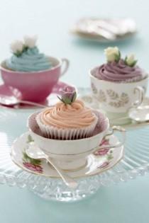 wedding photo - 20 Sweet Tea Party Bridal Shower Ideas