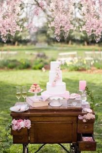 wedding photo - Cherry Blossom Wedding Inspiration