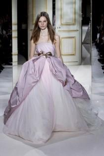wedding photo - Bridal Inspiration From Couture Fashion Week Spring/Summer 2013 (BridesMagazine.co.uk)