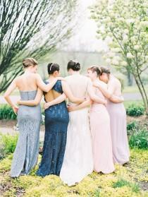 wedding photo - Light   Bright Southern Wedding That's Sure To Stun