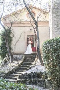 wedding photo - Pomegranate Inspirational Wedding Shoot In Italy - Weddingomania