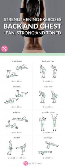 wedding photo - Chest And Back Strengthening Exercises