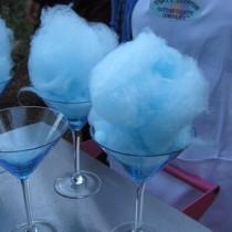 wedding photo - Cotton Candy Martini