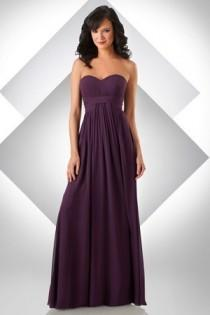wedding photo - Bari Jay Bridesmaid Dress Style No. 332 - Brand Wedding Dresses