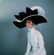 wedding photo - Audrey Hepburn, My Fair Lady (1964) Starring Rex Harrison