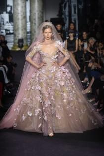 wedding photo - Elie Saab Fall 2016 Couture Fashion Show