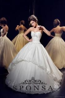 wedding photo - Sponsa S119 Marsala Sponsa Wedding Dresses Italy - Rosy Bridesmaid Dresses
