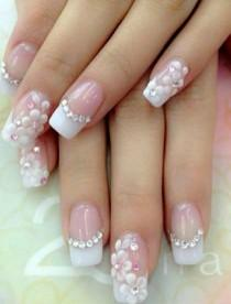 Wedding Nail Designs Weddbook