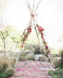 wedding photo - 100 Amazing Wedding Backdrop Ideas