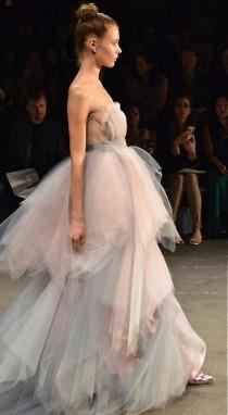 wedding photo - Wedding Dresses: Colored