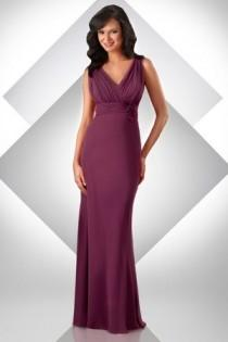 wedding photo - Bari Jay Bridesmaid Dress Style No. IDWH307 - Brand Wedding Dresses